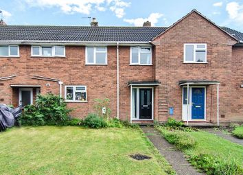 Thumbnail 3 bed terraced house for sale in Laburnum Grove, Walsall