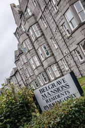 Thumbnail 2 bed flat to rent in Belgrave Terrace, Aberdeen