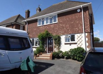 Thumbnail 3 bed detached house for sale in Willingdon Park Drive, Eastbourne, East Sussex