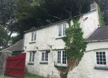Thumbnail 2 bed cottage to rent in Burnthouse, St Gluvias, Penryn, Cornwall