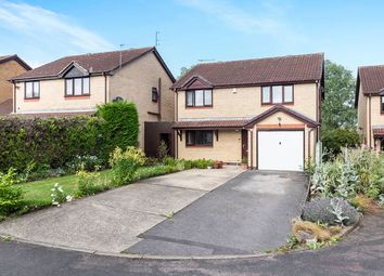 Thumbnail 4 bed detached house for sale in Holmewood Drive, Giltbrook, Nottingham