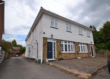 Thumbnail 1 bed maisonette to rent in Mill Road, Stock, Ingatestone