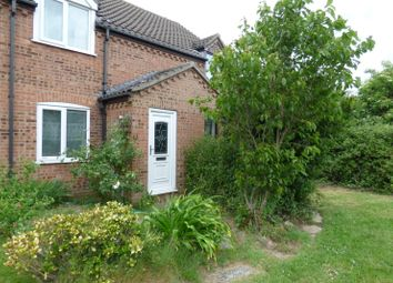 Thumbnail 2 bed property for sale in John Hill Close, Long Stratton