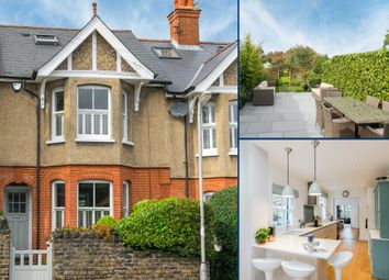 Thumbnail 4 bed terraced house for sale in Queens Road, Berkhamsted