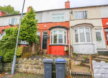 Thumbnail 2 bed terraced house to rent in Westbury Road, Birmingham