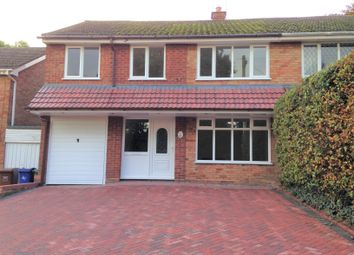 Thumbnail 4 bed property to rent in Pineside Avenue, Cannock Wood, Staffordshire