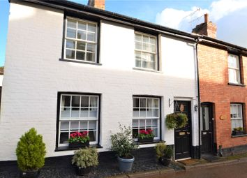 Thumbnail 2 bed terraced house for sale in Hen Street, Bradninch, Exeter, Devon