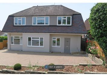 Thumbnail 5 bed detached house to rent in Tolmers Gardens, Cuffley