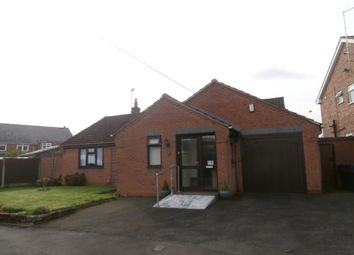 Thumbnail 2 bed detached bungalow for sale in Woodleaves, Hollywood, Birmingham