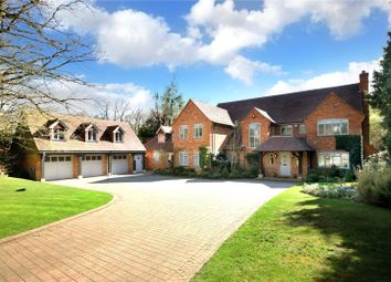Thumbnail 6 bedroom detached house for sale in Long Grove, Seer Green, Beaconsfield, Buckinghamshire