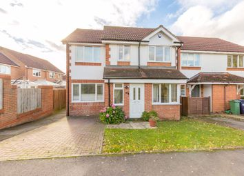 Thumbnail 5 bed semi-detached house for sale in Bhandari Close, Oxford