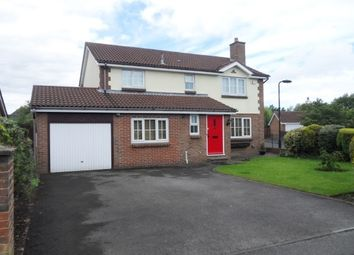 Thumbnail 4 bed property to rent in Muirfield, Whitley Bay