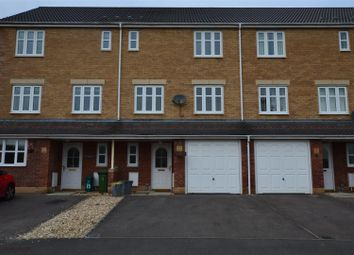 Thumbnail 3 bed town house to rent in Meadow View, Tyla Garw, Pontyclun