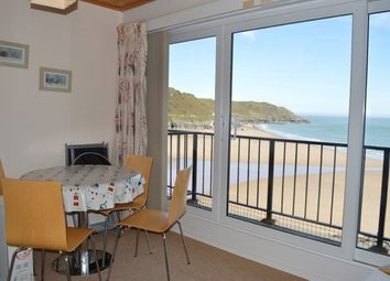 Thumbnail 1 bedroom flat to rent in Redcliffe Apartment, Caswell Bay, Swansea