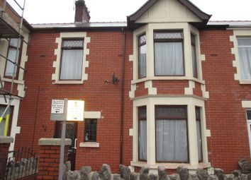 Thumbnail 3 bed terraced house to rent in Talbot Road, Port Talbot, Neath Port Talbot.