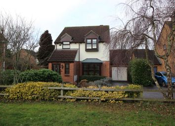 Thumbnail 3 bed detached house for sale in Blackberry Close, Chippenham