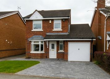 Thumbnail 3 bed detached house for sale in Yale Drive, Wednesfield, Wolverhampton, West Midlands