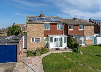Thumbnail 3 bed detached house for sale in Oxford Drive, West Meads, Bognor Regis, West Sussex.