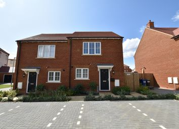 Thumbnail 2 bed semi-detached house for sale in Hornton Drive, Banbury