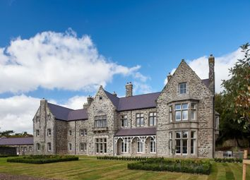 Thumbnail 1 bed flat for sale in Plas Y Coed, Bangor