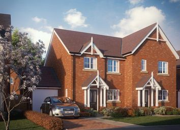 Thumbnail 3 bed semi-detached house for sale in Shrewsbury Road, Hadnall, Shrewsbury