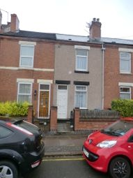 Thumbnail 2 bedroom terraced house to rent in St. Margaret Road, Coventry