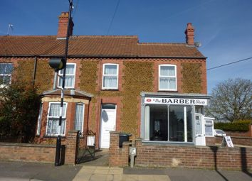 Thumbnail 1 bedroom flat to rent in Station Road, Heacham, King's Lynn