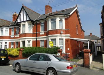 Thumbnail 6 bed end terrace house for sale in Rugby Road, Newport