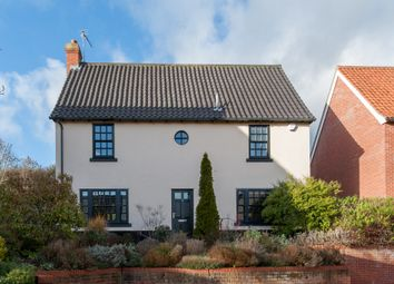 Thumbnail 4 bed detached house for sale in Old Forge Court, Brockdish, Diss