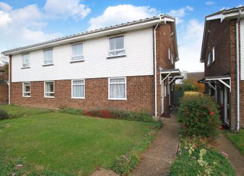 Thumbnail 2 bed flat for sale in Foxdown Close, Canterbury