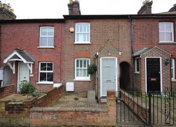 Thumbnail 2 bed terraced house for sale in Cravells Road, Harpenden, Hertfordshire