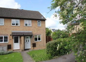 Thumbnail 2 bed terraced house to rent in Thorney Leys, Witney