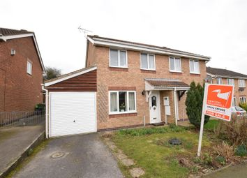 Thumbnail 3 bedroom semi-detached house for sale in Nightingale Way, Oakham