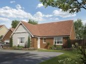 Thumbnail 2 bedroom detached house for sale in The Nelson At Saxon Meadows, Capel St Mary, Suffolk