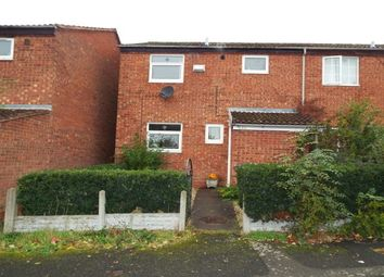 Thumbnail 3 bed end terrace house to rent in Loxley Close, Redditch