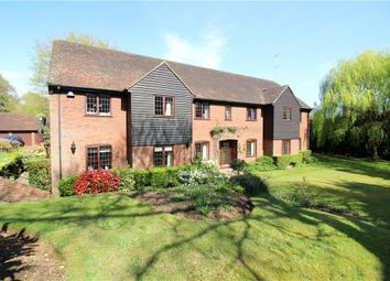 Thumbnail 2 bed flat for sale in Greenhill Road, Farnham, Surrey