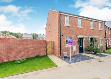 Thumbnail 2 bed end terrace house for sale in Otter Walk, Petersfield