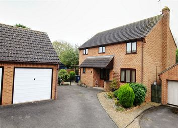 Thumbnail 4 bed detached house for sale in Upwood, Huntingdon, Cambridgeshire