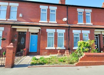 Thumbnail 3 bedroom terraced house for sale in Gorton Road, Reddish, Stockport, Cheshire