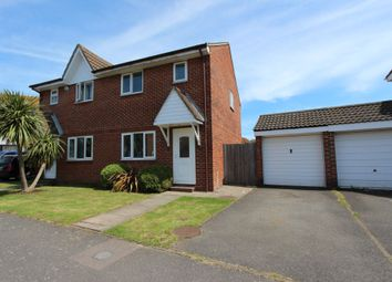 Thumbnail 3 bed semi-detached house to rent in West Lea, Deal
