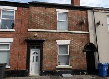 2 bed terraced house for sale in Crompton Street, Derby, Derbyshire DE1