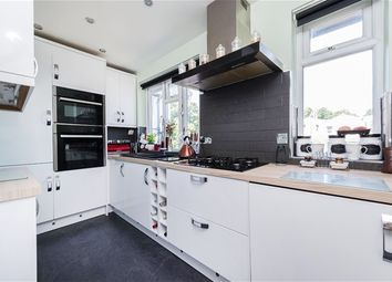 Thumbnail 2 bed flat for sale in Mosslea Road, London