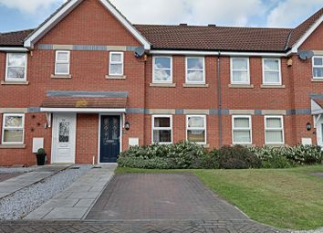 Thumbnail 3 bed terraced house for sale in Thamesbrook, Sutton-On-Hull, Hull