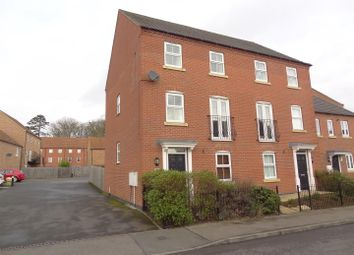Thumbnail 3 bedroom detached house for sale in Pentland Drive, Greylees, Sleaford