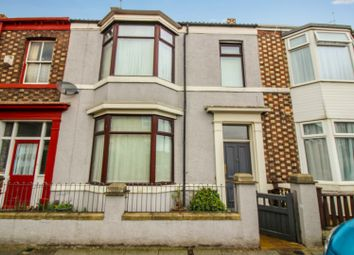 Thumbnail 3 bed terraced house for sale in Coatham Road, Redcar, Cleveland