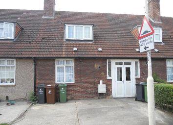 Thumbnail 2 bed terraced house to rent in Bennetts Castle Lane, Dagenham, Essex