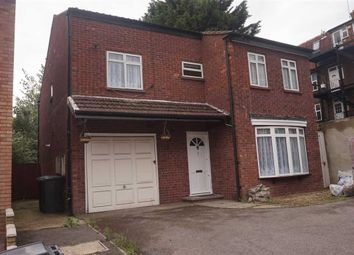 Thumbnail 4 bed detached house to rent in Water Brook Lane, Brent Green, London