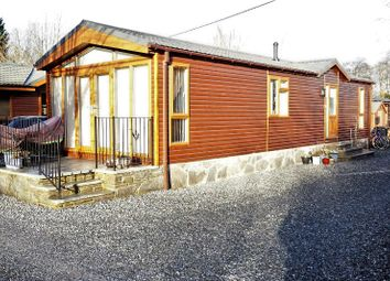 Thumbnail 2 bedroom mobile/park home for sale in Nether Coul, Auchterarder