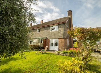 Thumbnail 4 bed cottage for sale in Gulworthy, Tavistock