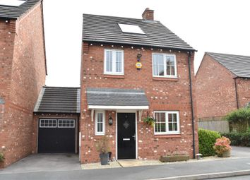 Thumbnail 3 bed detached house for sale in Meadow Close, Coppull, Chorley